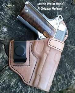 Inside Waist Band Gun Holster