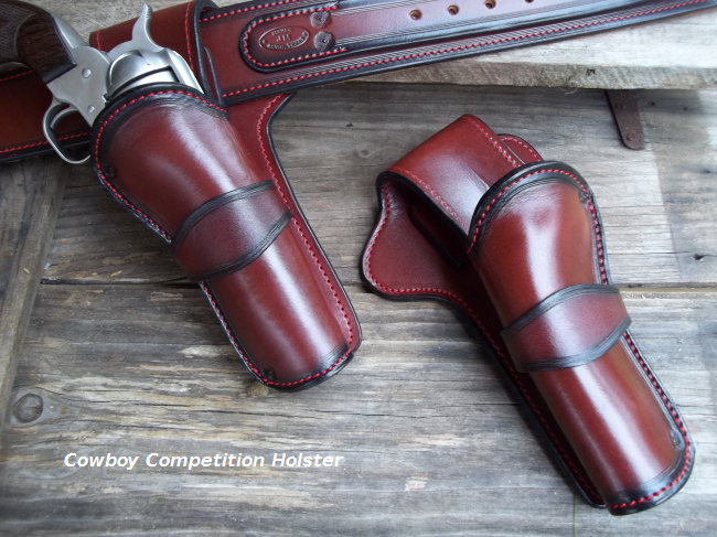 Cowboy Competition Holster