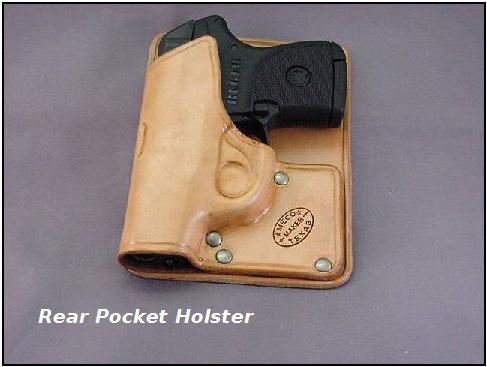 Rear Pocket Holster