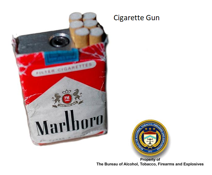 Cigarette Gun