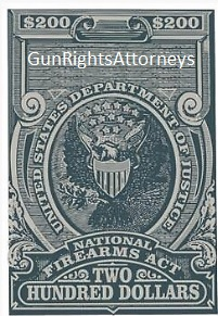 SBR Tax Stamp